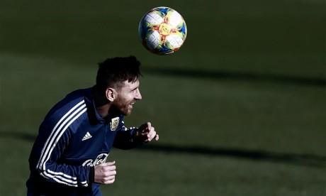Lionel Messi titulaire contre le Venezuela
