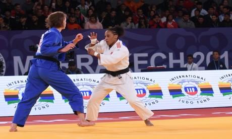 Asmaa Niang éliminée, la chance de médailles pour le Maroc s'évapore