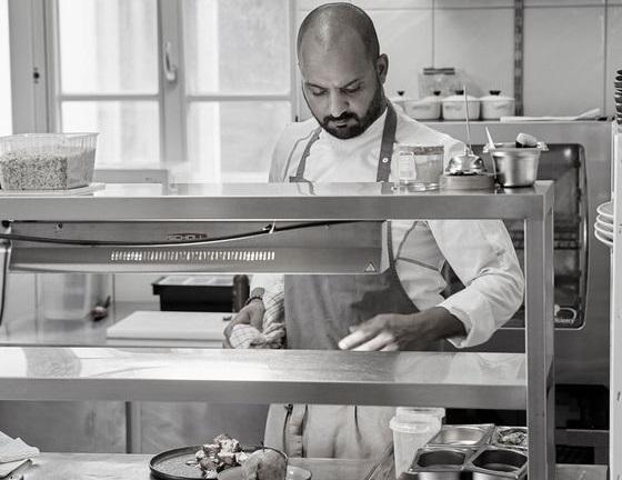 Faycal Bettioui, un Chef marocain étoilé Michelin