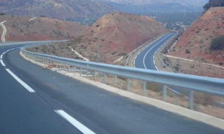 Circulation provisoirement suspendue jeudi sur le tronçon entre les échangeur de Meknès-Est et Ain Taoujdate