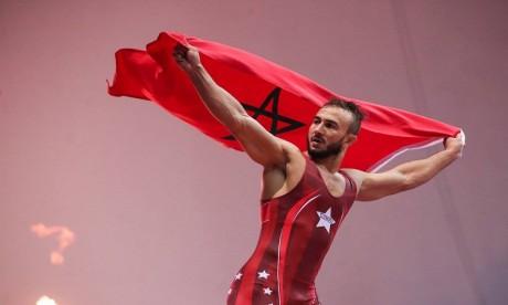 Championnat d'Afrique de lutte: Deux nouvelles médailles d'or pour le Maroc au terme de la compétition