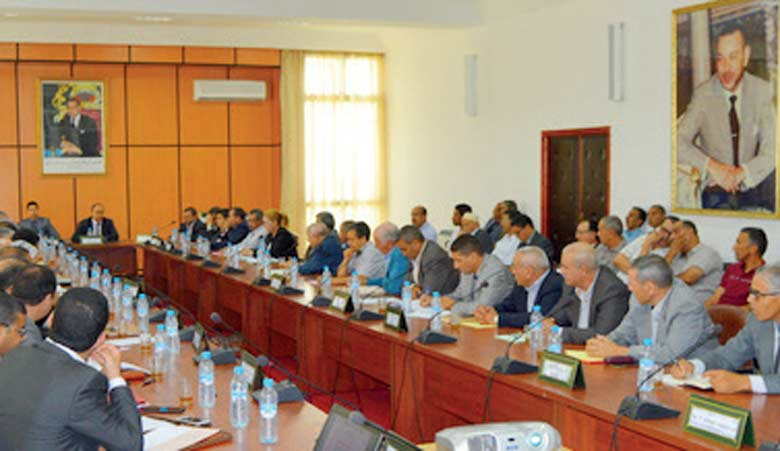 INDH : 19,89 millions de DH  pour des projets de développement