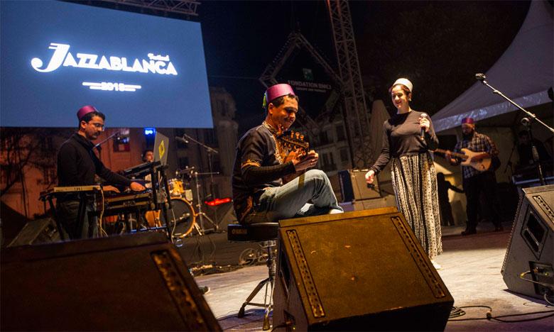 Appel à candidature   pour artistes marocains