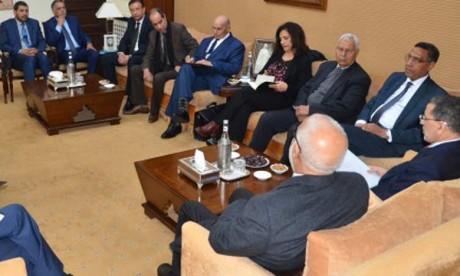 La réunion entre les centrales syndicales et le ministère  de l'Intérieur n'a pas eu lieu