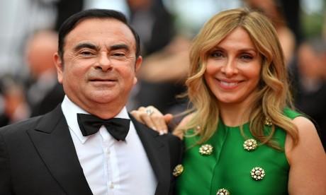 Le mariage de Carlos Ghosn sous la loupe des enquêteurs