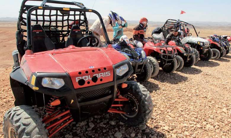 Polaris choisit le Maroc pour abriter son premier raid désertique