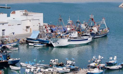 L'ANP sur un projet de plan d'aménagement pour le port de Kebdana
