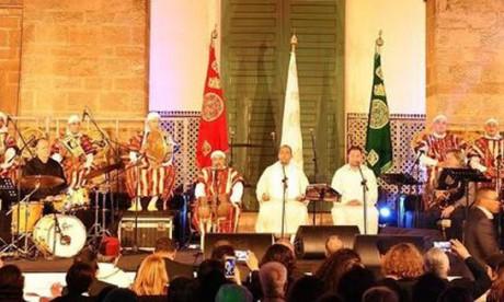 Deuxième édition du Festival international  de la culture Aïssaoua