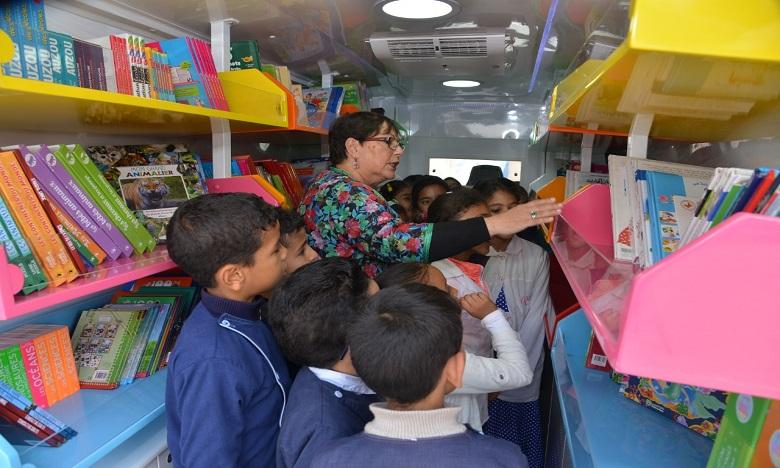 La Fondation Renault Maroc lance l'initiative bibliobus