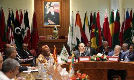 Le Maroc appelle aux rapprochements  des visions pour lever les défis communs