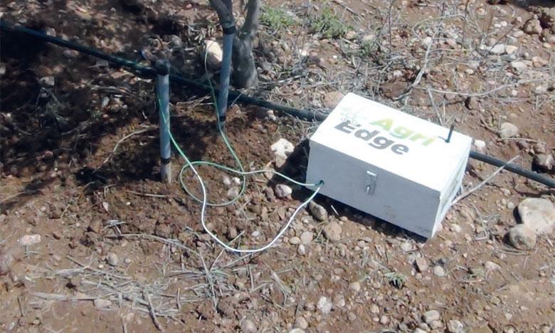 L'OCP et l'Université Polytechnique Mohammed VI développent des capteurs d'eau