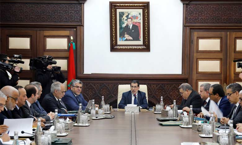 Le Conseil de gouvernement : Approbation de nouvelles nominations à de hautes fonctions