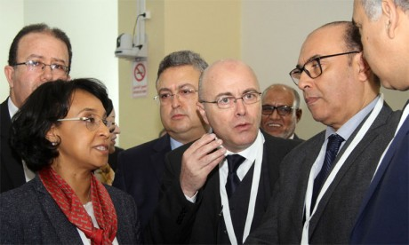Ouverture de la réunion préparatoire  du Sommet arabe au niveau des ministres  des Affaires étrangères