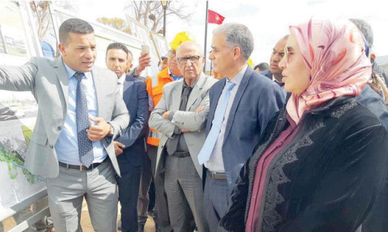 Un centre de valorisation pour  13 millions de dirhams à Berkane