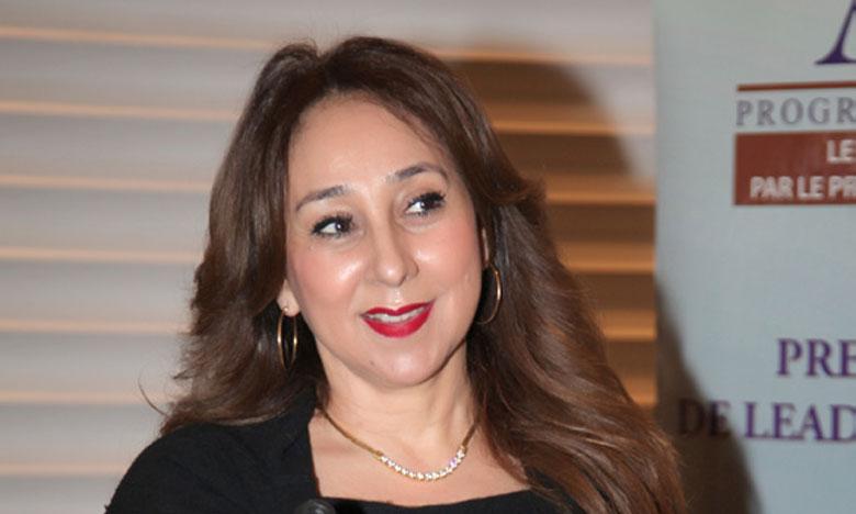 Farida Jirari «En plus d'être fédératrice d'idées neuves, la femme a des qualités humaines»