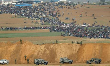 Anniversaire à haut risque à Gaza ce samedi