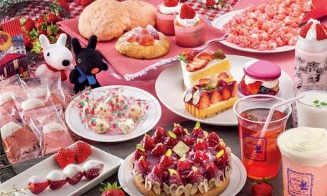 Comme à l'accoutumé, cet événement aux dimensions festives se caractérise par l'organisation  de «Miss fraise 2019».
