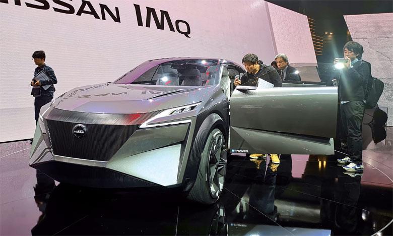 Coup d'envoi d'une nouvelle génération de Crossovers Nissan