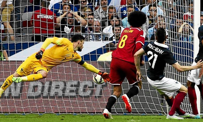 Fellaini met fin à sa carrière internationale