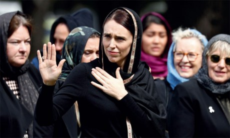 «Il est important que rien ne soit laissé au hasard pour déterminer comment cet acte de terrorisme s'est produit  et comment nous aurions pu l'empêcher», a dit la Première ministre de Nouvelle-Zélande, Jacinda Ardern.        Ph. DR