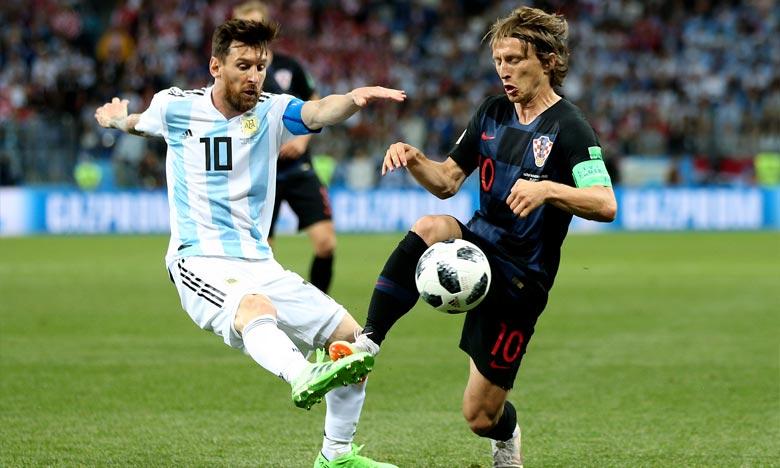 Leo Messi de retour en sélection