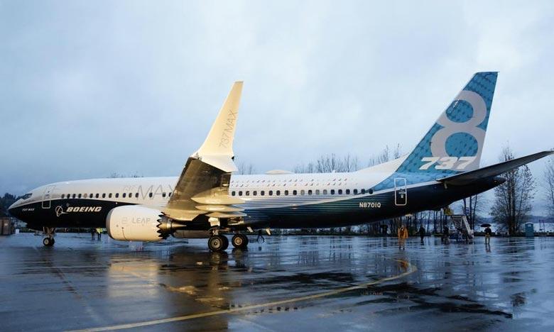 Boeing 737 MAX : les suspensions s'élargissent