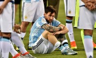 L'absence de Messi est due à la blessure du joueur lors du match amical face au Venezuela. Ph. AFP