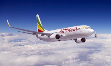 Ethiopie: aucun survivant dans le crash d'un avion d'Ethiopian Airlines