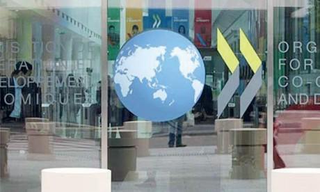 L'OCDE révise à la baisse ses prévisions pour 2019