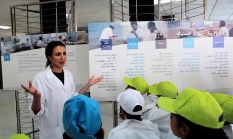 L'ONEE sensibilise sur la gestion durable des ressources en eau