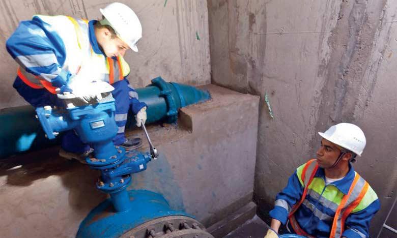 Lydec annonce avoir investi plus de 5,4 milliards de DH entre 1997 et 2018 pour la réalisation d'ouvrages, dont des réservoirs et des projets de raccordement.