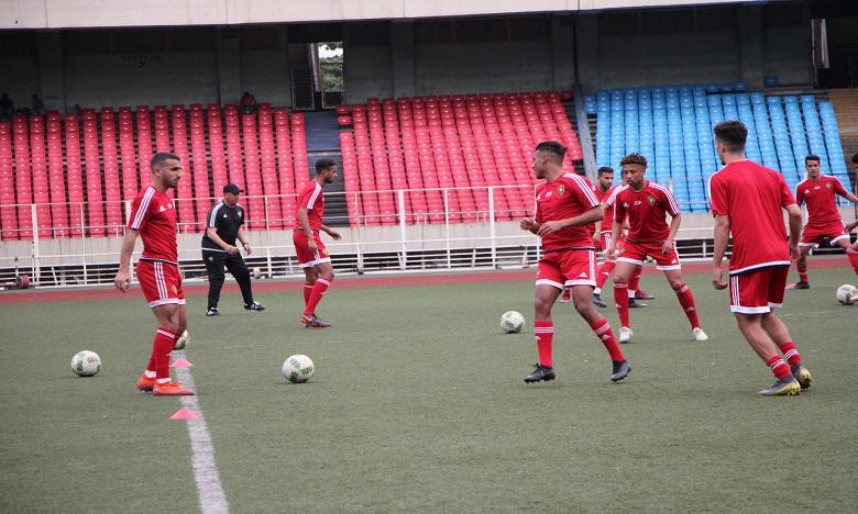 Eliminatoires de la CAN U23: Le Maroc hypothèque ses chances de qualification