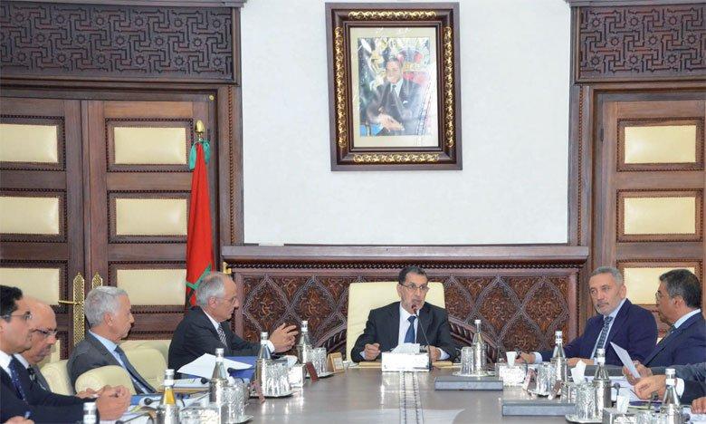 La Commission nationale des investissements tient sa 76e réunion à Rabat