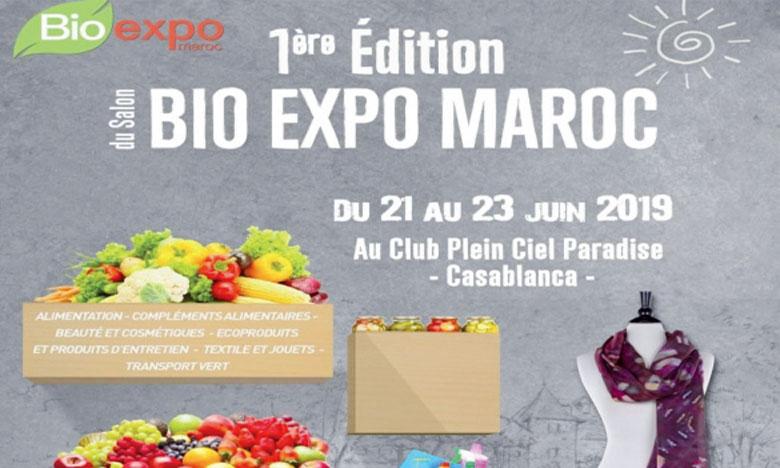 Bio Expo Maroc s'attend à la visite d'au moins 15.000 clients.