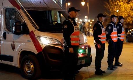 Un récidiviste arrêté hier à Kelâa des Sraghna