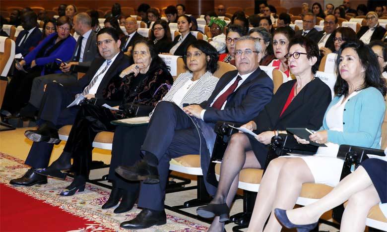 Mounia Boucetta : « S.M. le Roi Mohammed VI a donné toute l'impulsion pour l'émancipation de la femme marocaine et son autonomisation»