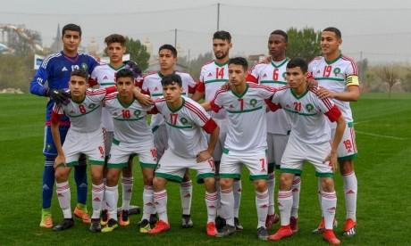 Tournoi de Turquie : l'équipe nationale U17 s'impose face à la Biélorussie