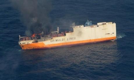 """Naufrage du Navire """"Grande America"""" : les passagers évacués sains et saufs"""
