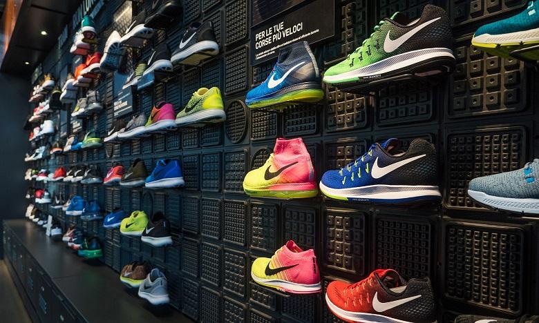 L'UE condamne  Nike à une amende