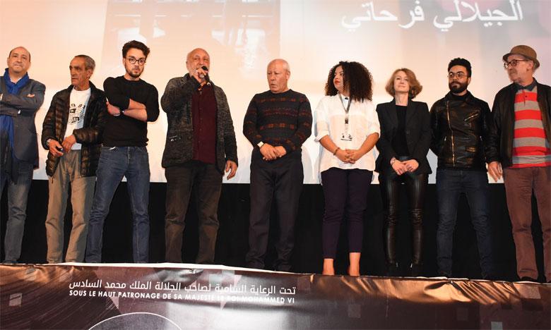 «Ultime Révolte», le film de Jilali Farhati, réunit des acteurs de deux générations.