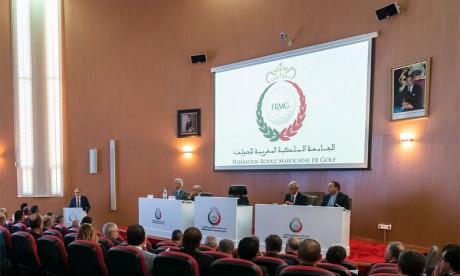 Une nouvelle vision stratégique  pour le développement du golf au Maroc
