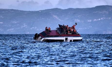 Naufrage d'un bateau à Samos, au moins trois morts