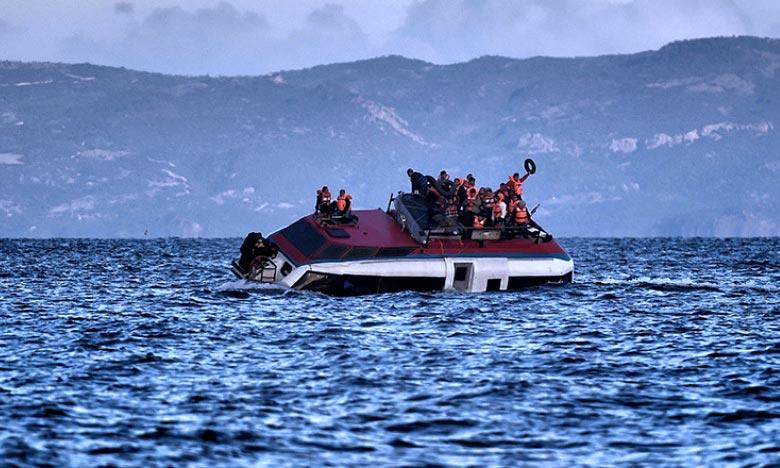 En 2018, près de 48.000 réfugiés ou migrants sont entrés en Grèce dont environ 32.000 via les îles de la mer Egée proches des côtes turques. Ph : AFP