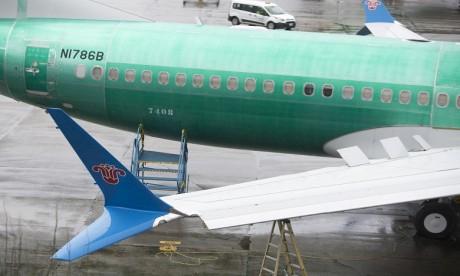 Le monde suspend le vol des Boeing 737 MAX, les Etats-Unis résistent