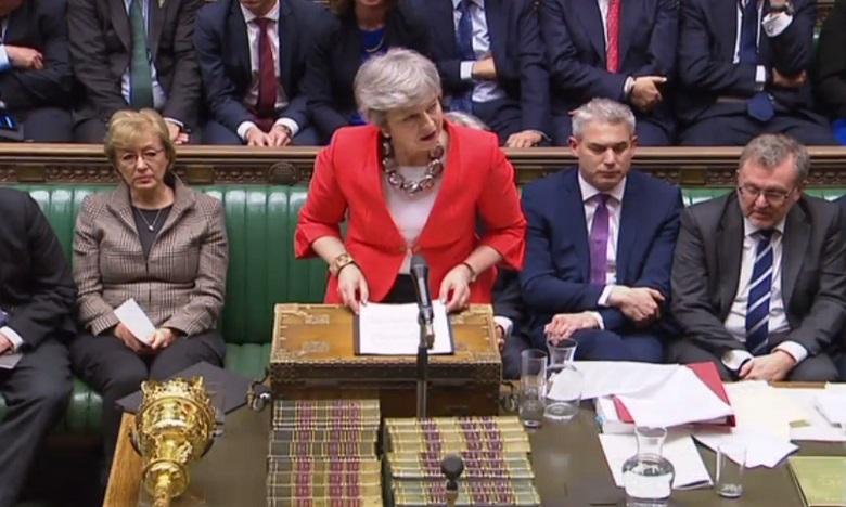 Les députés britanniques rejettent l'accord de Brexit, l'UE réagit
