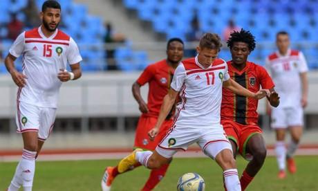 Déjà qualifiés, les Lions de l'Atlas concèdent un match nul frustrant face au Malawi