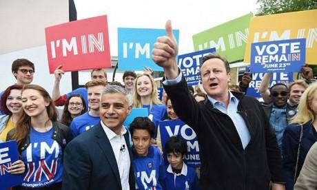 Le maire de Londres appelle à repousser le Brexit