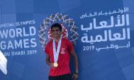 Déjà une médaille pour le Maroc !
