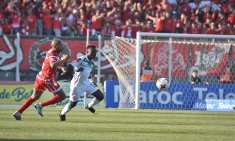 Le Wydad de Casablanca et le Difaâ d'El Jadida font match nul (1-1)