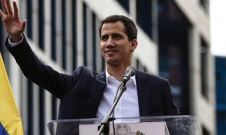 Juan Guaido appelle l'Europe à intensifier  les sanctions contre le régime de Maduro